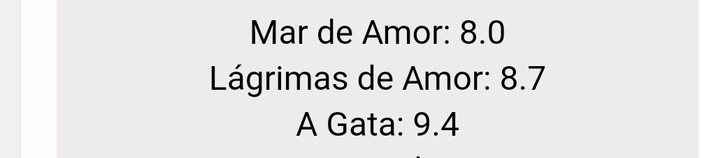 #SBTDevolvaATerceiraFaixa pq msm novelas...