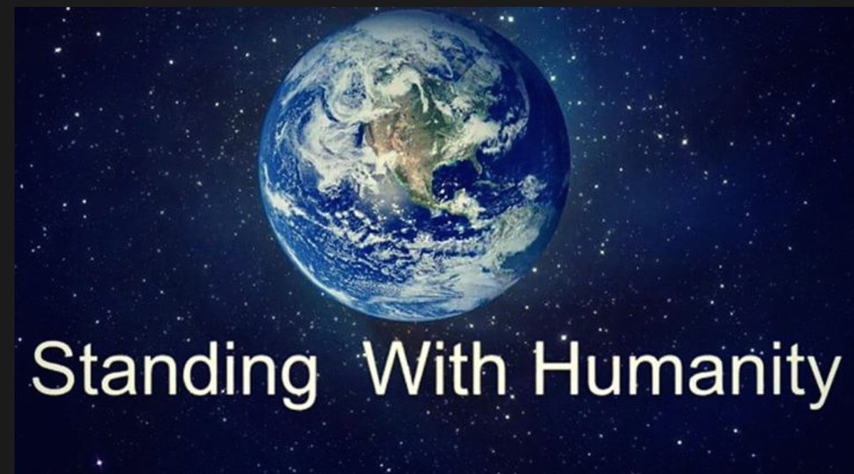Stand w #Humanity! #Eco #Organic #CleanEating #CleanLiving #Mindfulness #Sustainable #ClimateChange<br>http://pic.twitter.com/thbbjJje5V