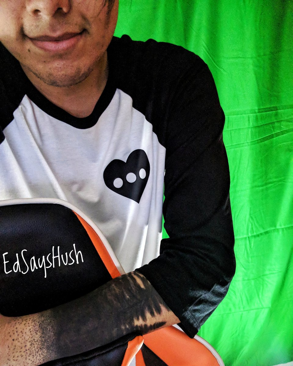 You asked for it! Then here it is! Yes new Merch WeSaysHush much love.  #edsayshush #twitch #streamer #gamer #castlesandballoons<br>http://pic.twitter.com/ehNvDENAQJ