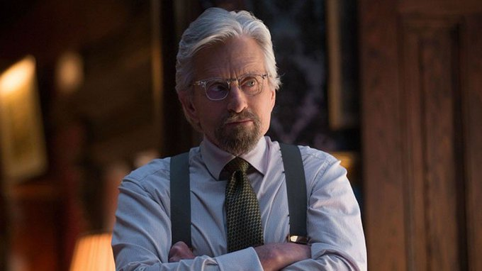 Happy Birthday to the one and only Michael Douglas!!!