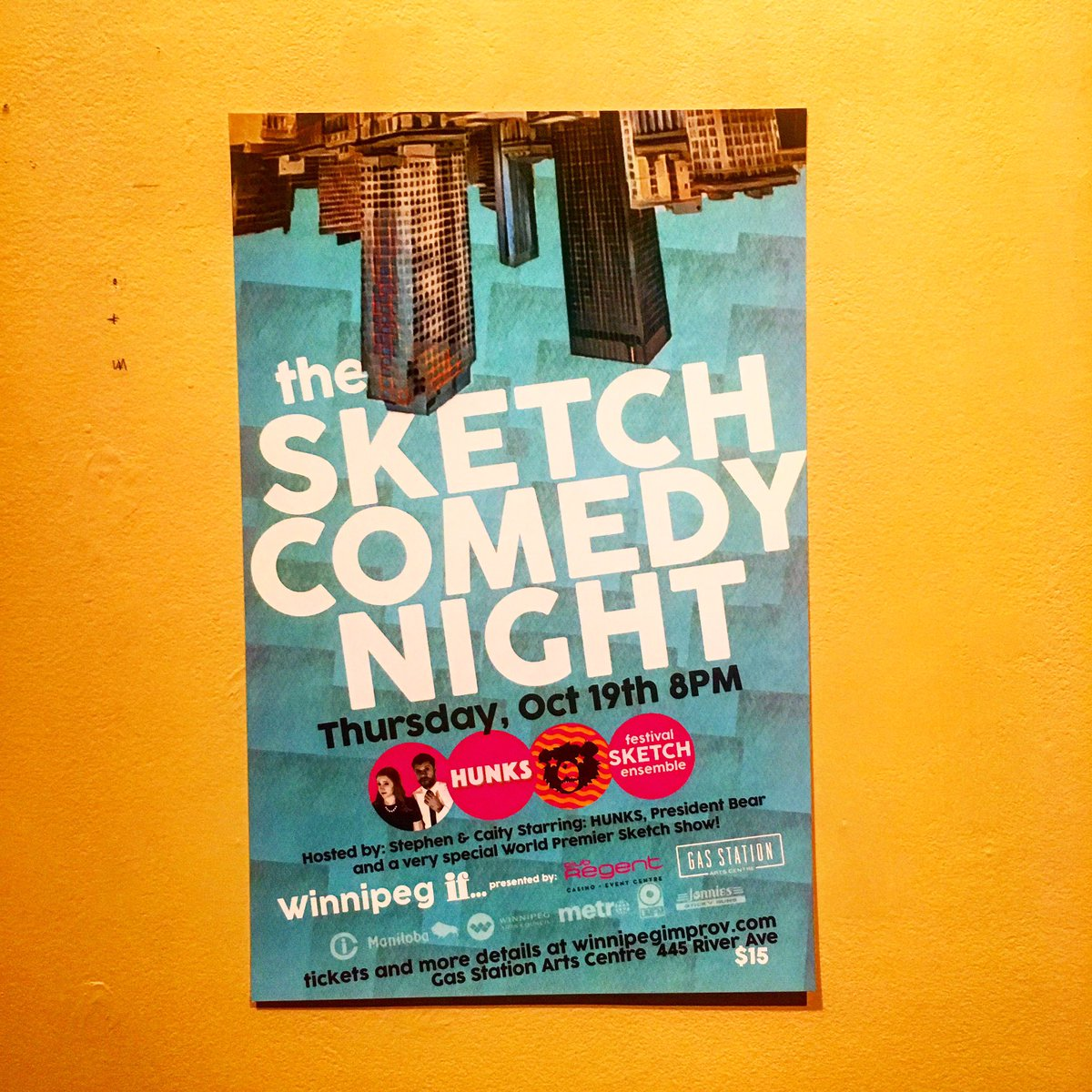 Sketch comedy at an improv festival? We&#39;re letting it slide for one night cuz we love it so much.  https://www. facebook.com/events/3774394 09342525/?ti=icl &nbsp; …  #comedy #sketch<br>http://pic.twitter.com/7xQNejPhcn