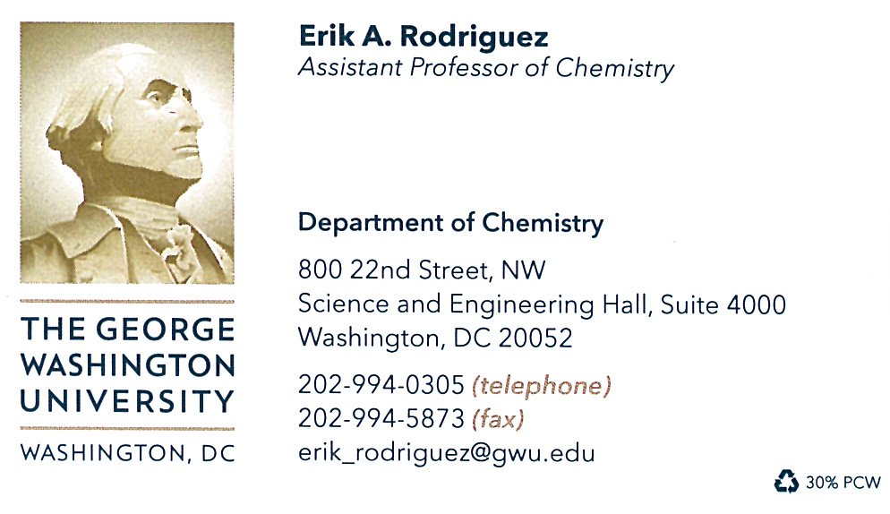 Erin rod on twitter today i got my george washington university erin rod on twitter today i got my george washington university business cards george washington does not look amused colourmoves