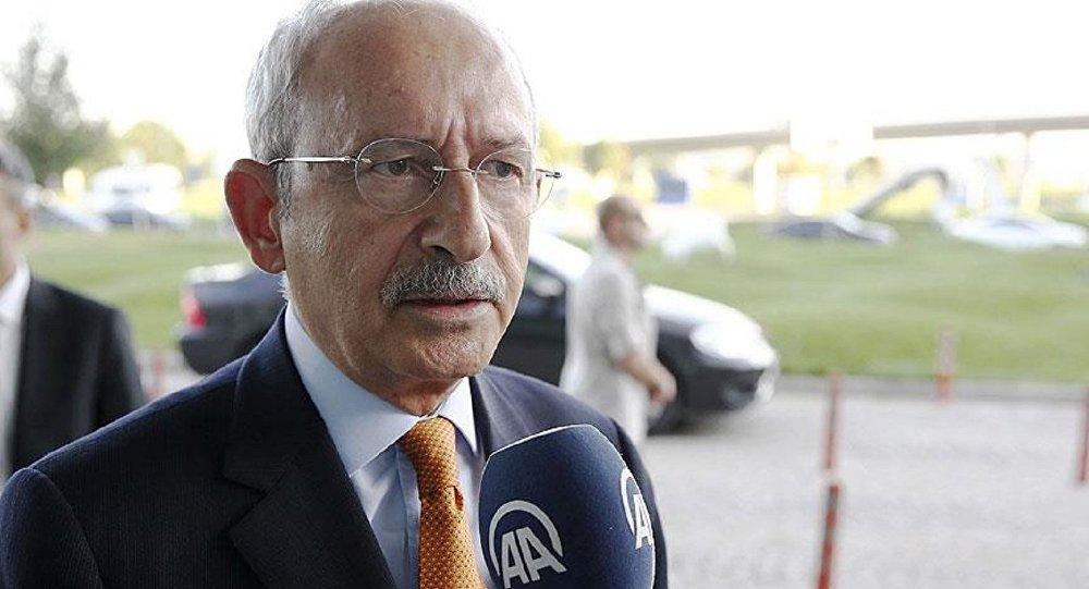 Kılıçdaroğlu'ndan Erdoğan'a taziye telef...