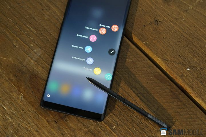 How to customize Air Command menu on the #GalaxyNote8    https:// buff.ly/2wS85LK  &nbsp;    #Samsung #Smartphone #Mobile #Tech<br>http://pic.twitter.com/861F0jEnMW