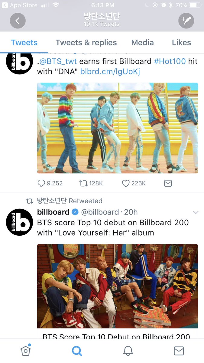 BTS MADE IT TO THE HOT100 #LOVE_YOURSELF ##방탄소년단<br>http://pic.twitter.com/26wL5z5S8X