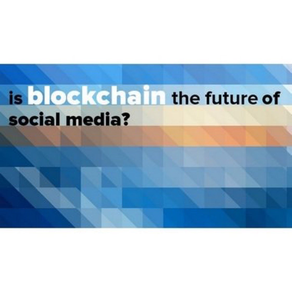 [ #DigitalEra] Is #Blockchain the future of #SocialMedia? Examples Steemit &amp; WildSpark  http:// ow.ly/2WCQ30fpW0k  &nbsp;    #SMM #DigitalTransformation<br>http://pic.twitter.com/Js1B4fpVrK