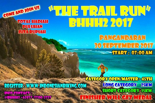 BHHH2 Trail Run • 2017
