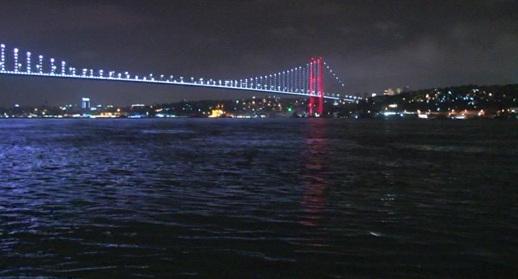 15 Temmuz Şehitler Köprüsü'nde intihar h...