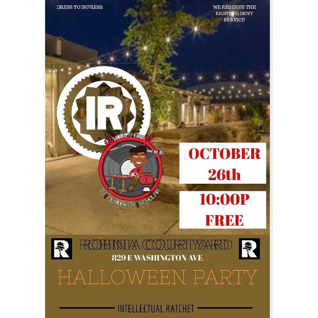 Halloween the only way it should be done - IR style with @djmwhite!!! #madison #wisconsin #hiphop #rnb #music #dan…  http:// ift.tt/2xHiSwa  &nbsp;  <br>http://pic.twitter.com/pNOsO43qD2