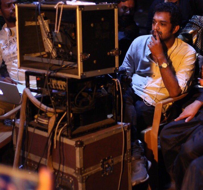 #OruNallaNaalPaathuSolren shooting spot #DirectorLife #love @Gautham_Karthik #VijaySethupathi @SGayathrie @IamNiharikaK<br>http://pic.twitter.com/rc9Sc63w43