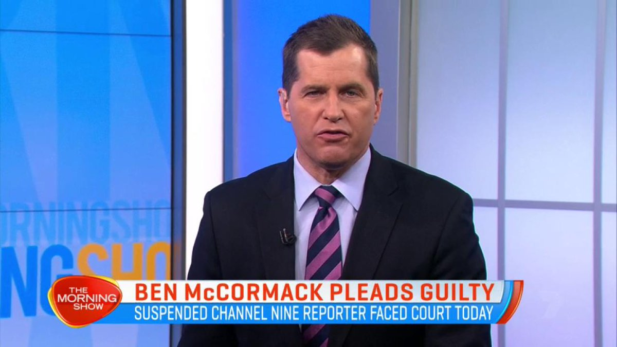 Former A Current Affair reporter Ben McC...