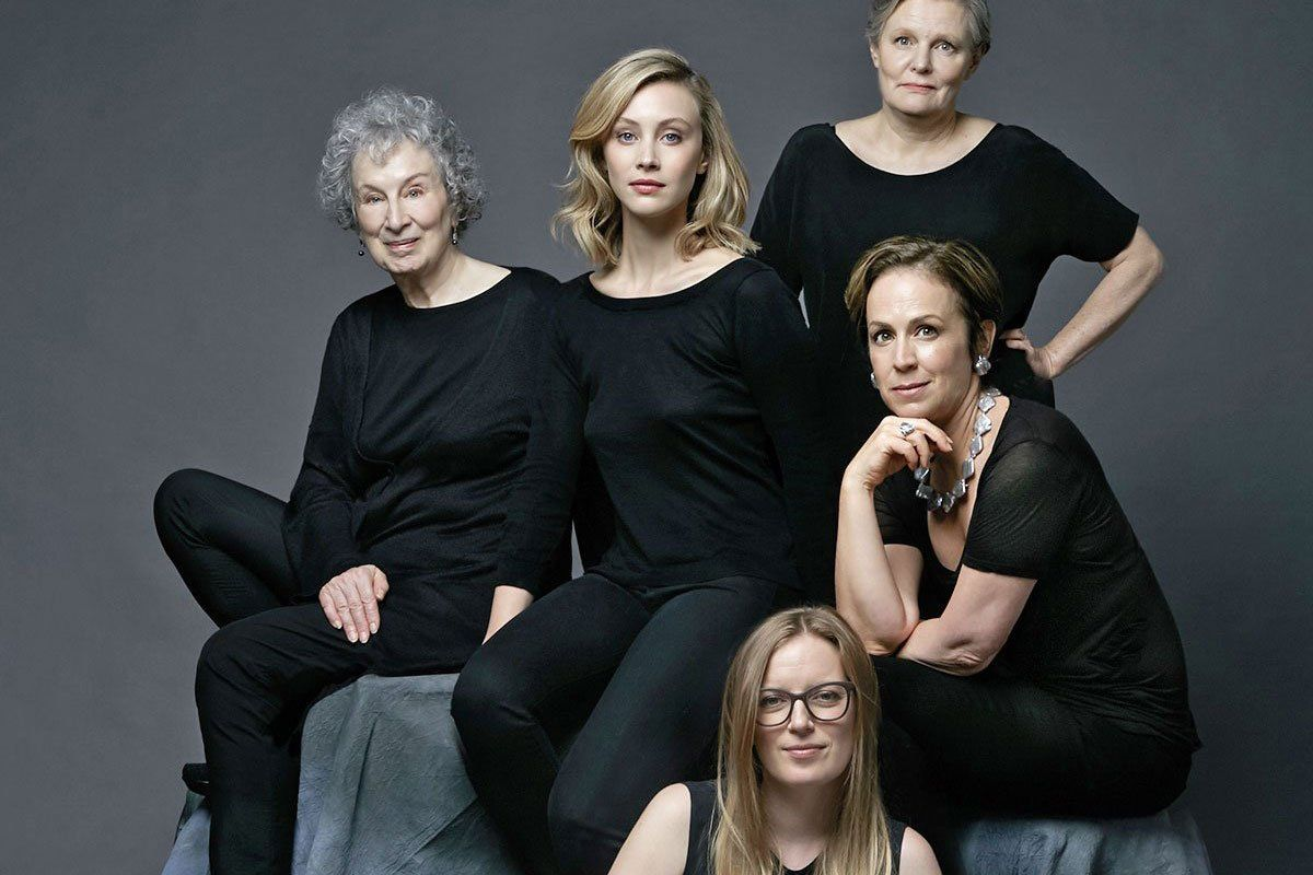 #AliasGrace premieres on CBC tonight. Here's the women behind the show...