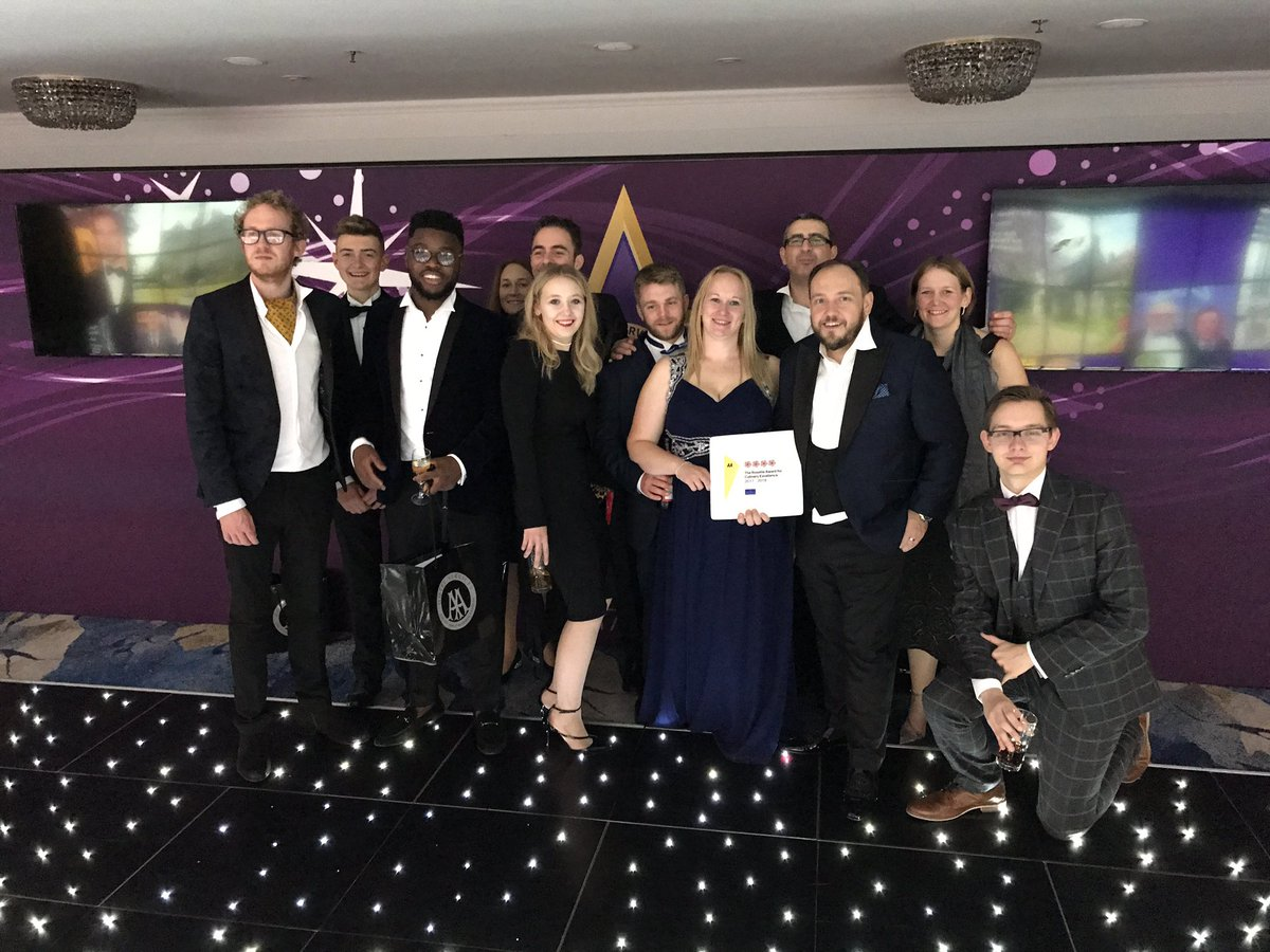 What an amazing night restaurant James sommerin #team #love #4rosettes #goals #pushyourself #wales #food @joriwhitepr<br>http://pic.twitter.com/65LwO3qIwj