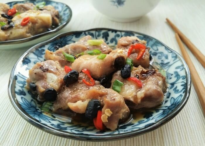 Steamed #pork ribs with fermented black #beans. Classic #dimsum #food.  https:// goo.gl/5jVidn  &nbsp;   #cooking #homecooked #foodie <br>http://pic.twitter.com/hJjkwEJWlh