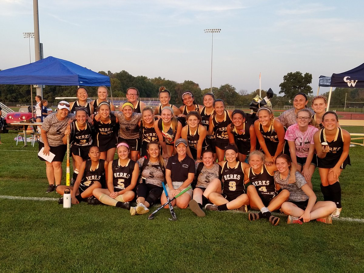 Congrats to BC FH Coach Schutt @reversestick99 on her 100th career win at Weiser! Way to go Saints FH!  #teamwork #OurLadyOfVictory<br>http://pic.twitter.com/U6Bg1ClCVa