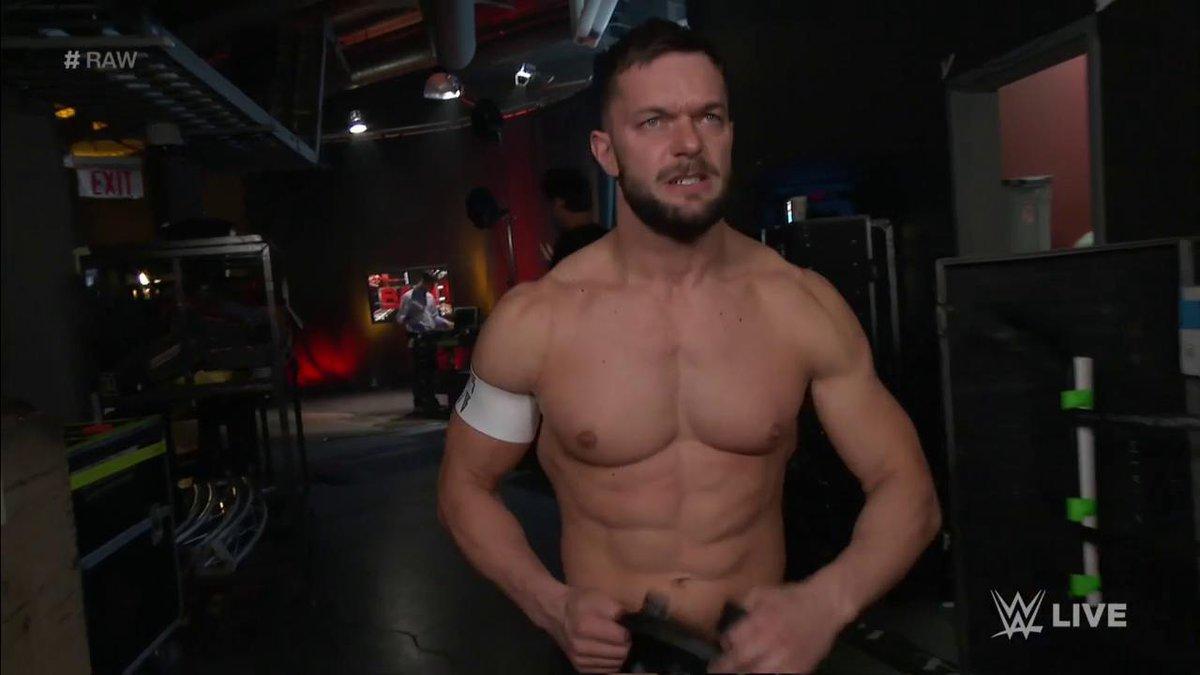 Finn balor naked