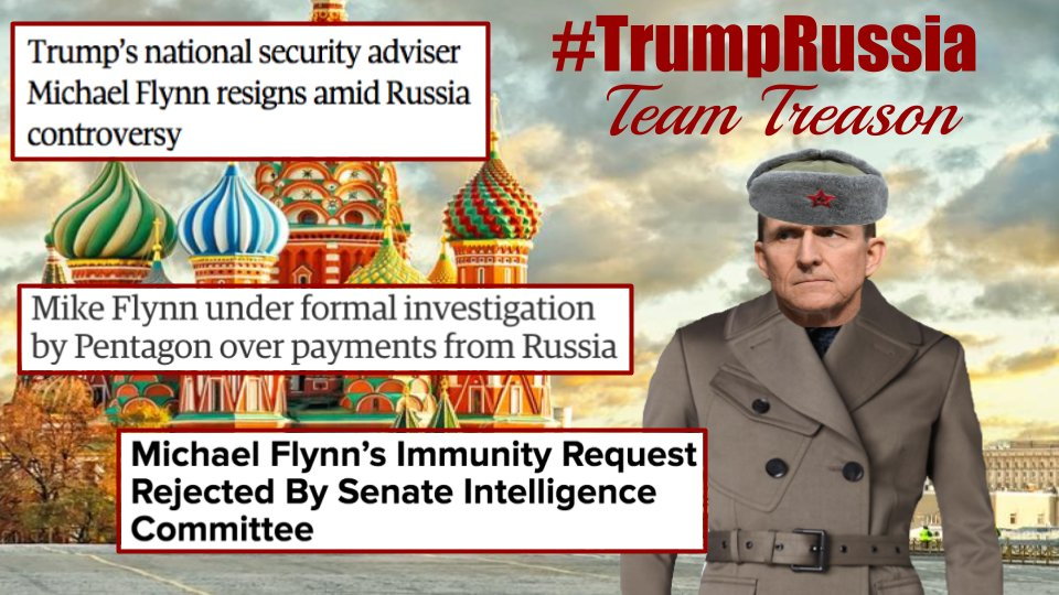 They have no answer. Just like when you ask em why #Flynn had to quit #NatSec job for #TrumpAdmin. If not #Russia, what? <br>http://pic.twitter.com/PdT1ckFQX3