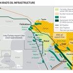 Nice @PlattsOil map of northern #Iraq oil infrastructure, as mkt awaits any retaliatory fallout from #KurdistanReferendum #KRG #OPEC #OOTT