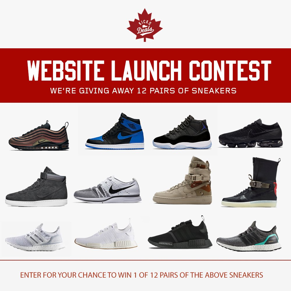 Kicks Deals Canada on Twitter: