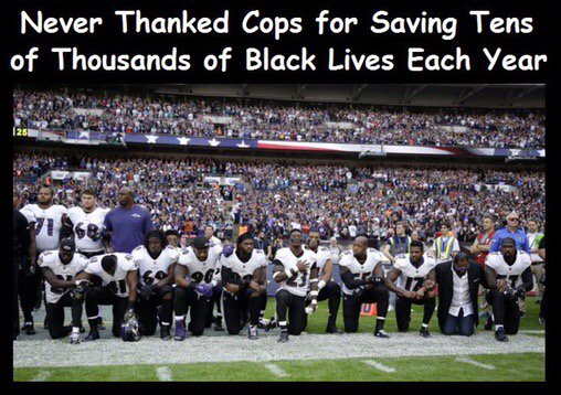 #Police dedicate their lives to save lives and then are accused of being the problem. Lack of morals is the problem. <br>http://pic.twitter.com/8MXdys9Rfa