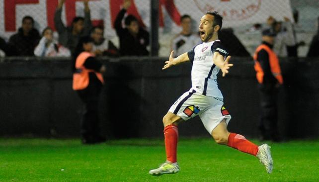 #SanLorenzo Un golazo de Belluschi para definir la historia: https://t...