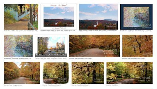 My Fall Colors Photo &amp; Painting Collection @FineArtAmerica * More at  https:// buff.ly/2xpR1AQ  &nbsp;   #Vermont #Stowe #Paris <br>http://pic.twitter.com/9SVpLjcisg