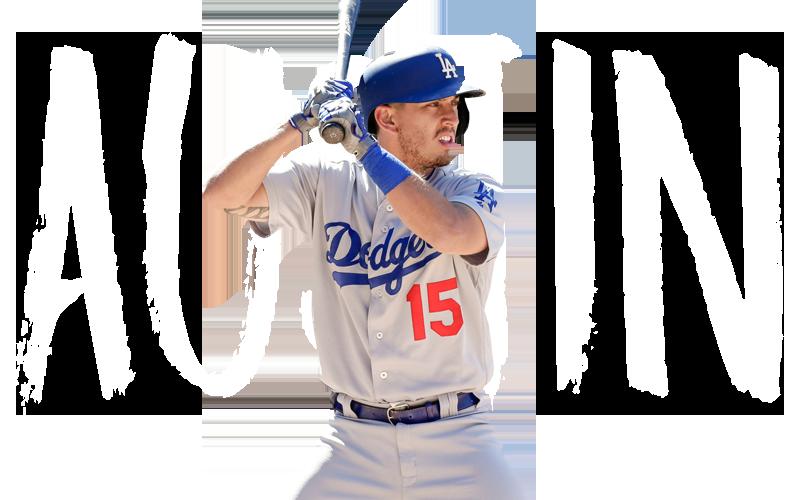 Austin Barnes comes through with a 3-run HR! 👏😆   ▾5th | #Dodgers 8⃣,...