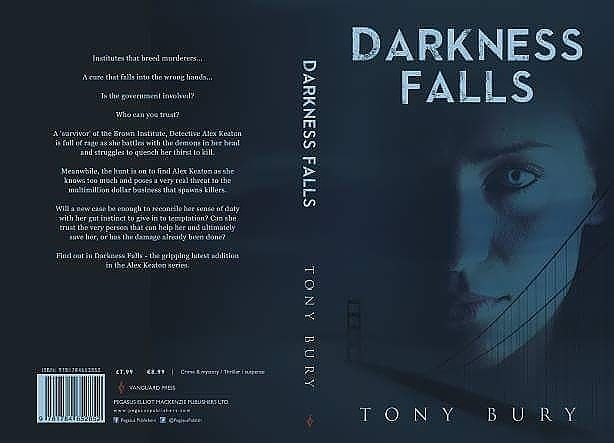 Darkness Falls this month. The hunter becomes the hunted #books #thriller #crime #kindle #amreading #amwriting #readerschoice #BookBoost<br>http://pic.twitter.com/X15hlEgYyV