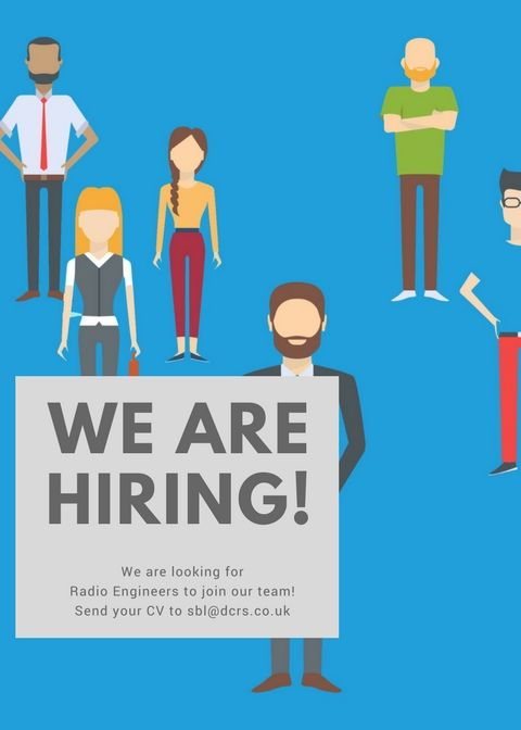 We are hiring! Come and join our team - office + field roles available https://t.co/fEdHJwnfEh #recruiting #cambsbiz #radioengineers