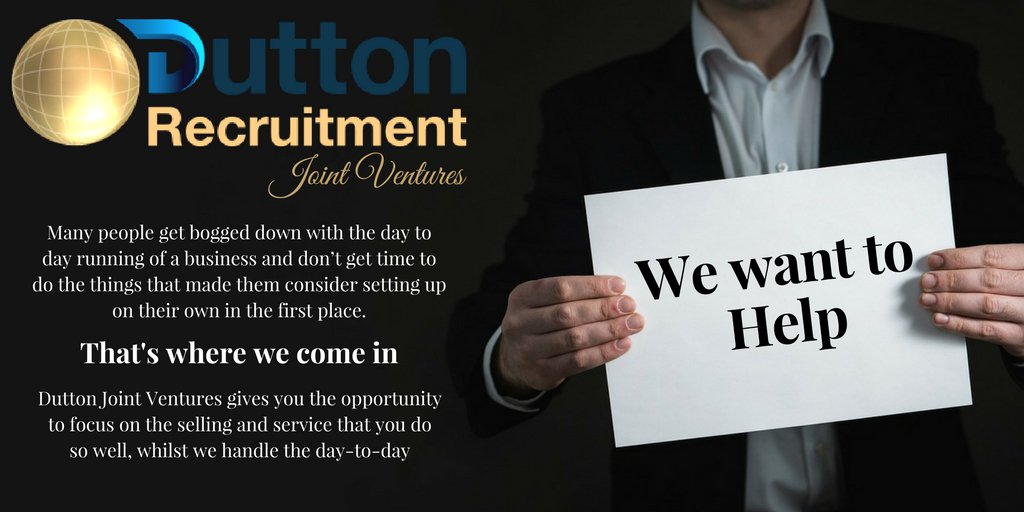 Dutton Joint Ventures - Enabling Your Ambition - Email adam.sheekey@duttonrecruitment.com to enquire   #Business #Opportunity #JointVenture<br>http://pic.twitter.com/pRpKsrXKIP