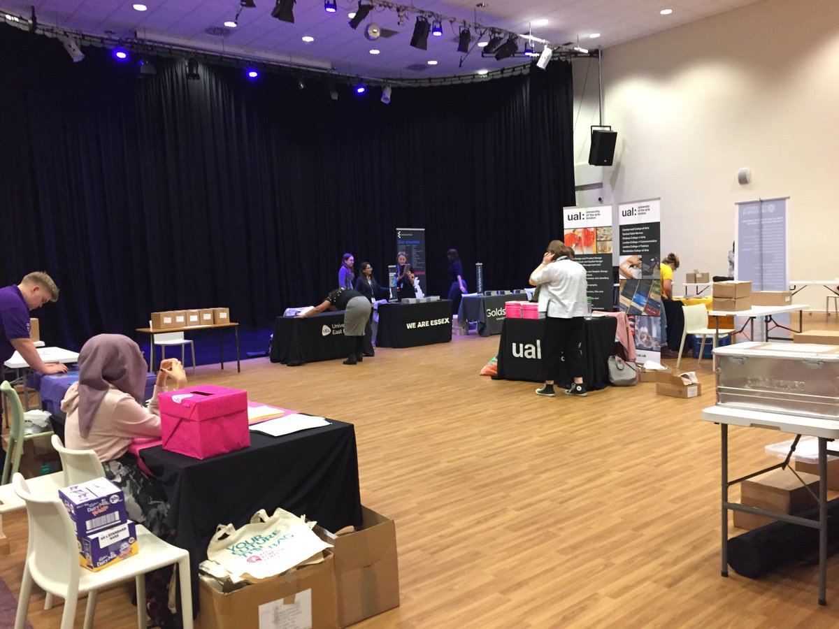 Our HE Fair is being set up, so come along between 10am-12:30pm! #carrer #future #univeristy<br>http://pic.twitter.com/FoUbq30fin