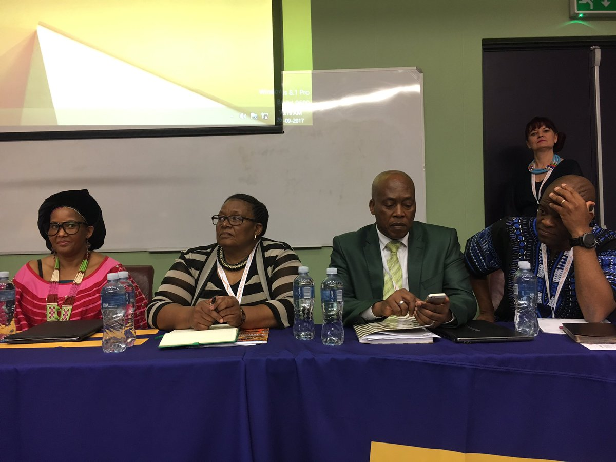 The panel will each give a presentation on the proposed topic: Sustainable Tourism &amp; Cultural Heritage. #WeDoTourism #ToursimMonth<br>http://pic.twitter.com/xDxNBkgqoY