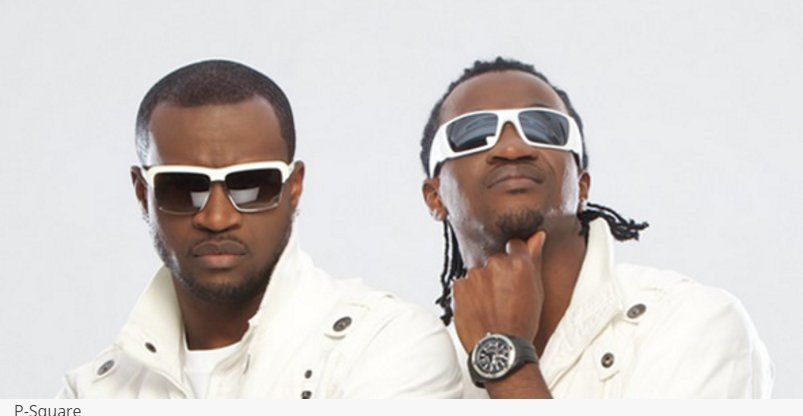Estranged singing identical twin duo, Psquare had a heated fight in their lawyer's office following the ongoing disagreement and split of the group.