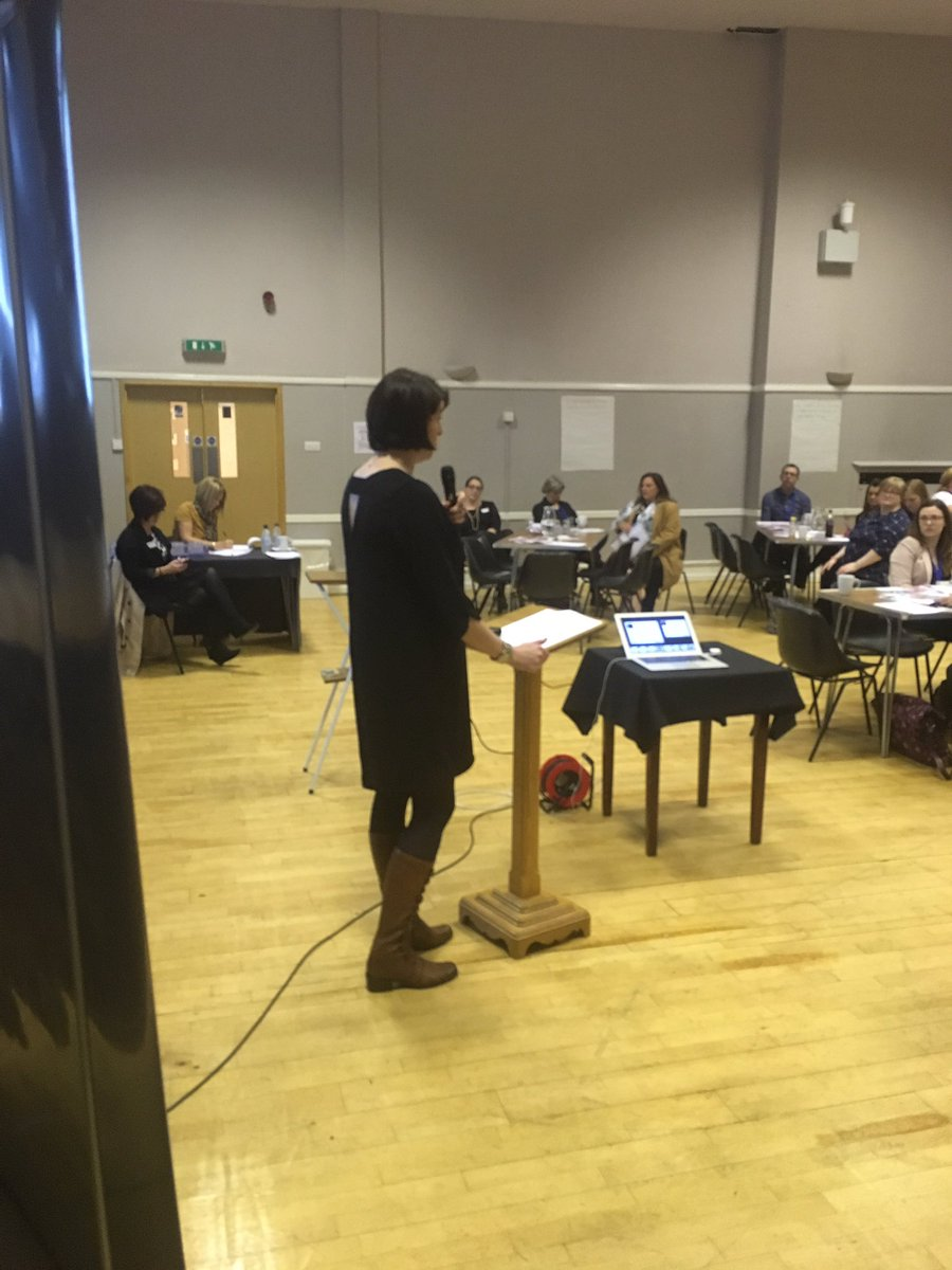 Katharine Ross tells #careinmind that the social care #Workforce care for people because we care <br>http://pic.twitter.com/ERGiDb1MYI