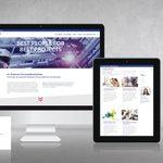 ➡️ PM: STAFFXPERTS im neuen Design 🔗 https://t.co/8JCcNUT1Q7 👍 #relaunch #website #online #wordpress #design #new #responsive #modern