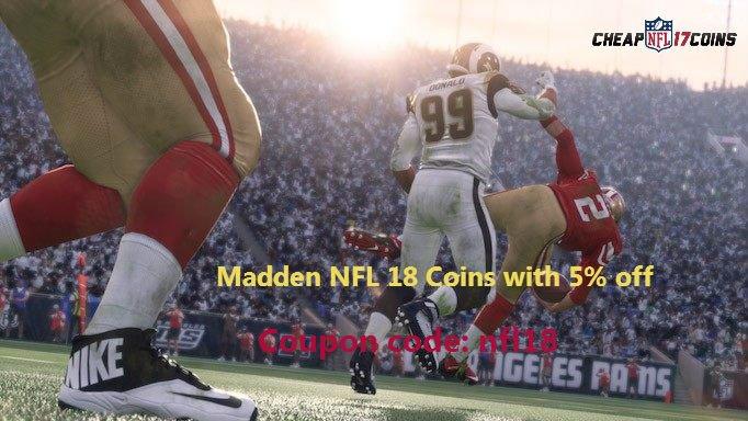 Madden 18 cheap coins