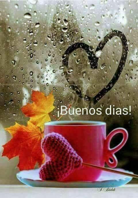 Buenos días.. Vamos a tomarnos un café c...