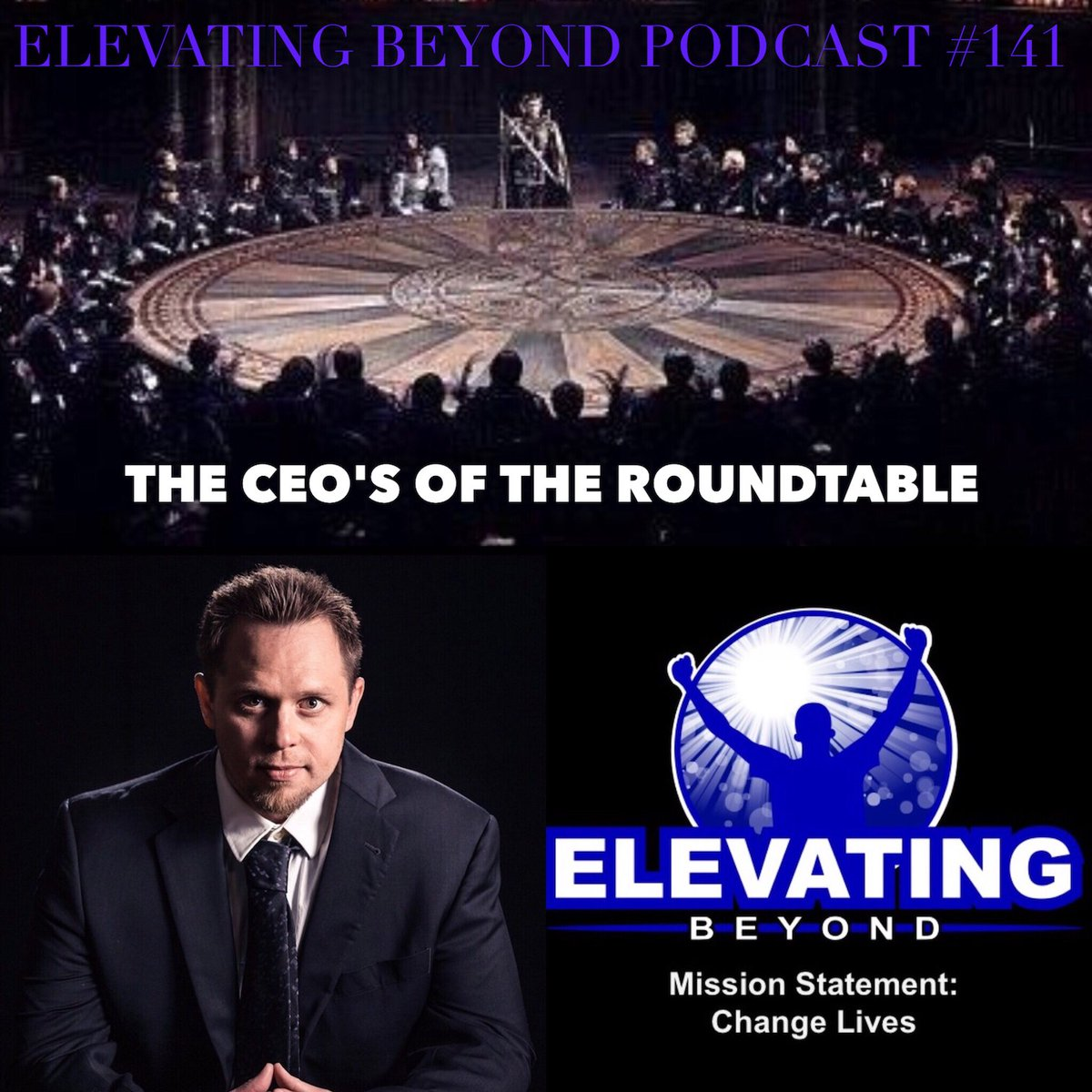 #ElevatingBeyond #Podcast #141  THE CEO...