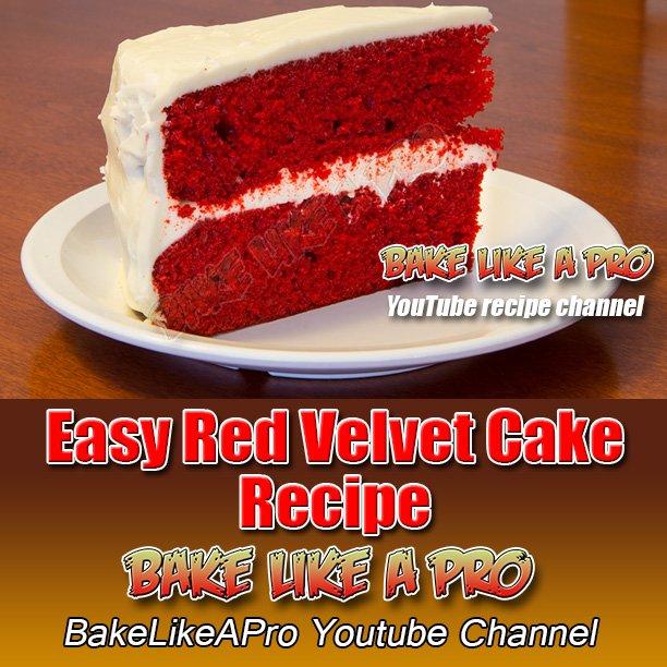 Easy Red Velvet Cake #Recipe  https:// youtu.be/GZKRPYW-tgU  &nbsp;   @YouTube @tastewant #RedVelvet #cake #love<br>http://pic.twitter.com/I6i7wxOVW4