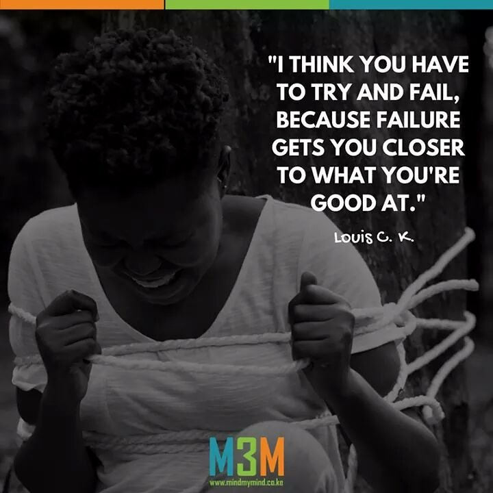 You have to try. #M3Movement #MindMyMind  #MentalHealth  #Awareness #MentalHealthKE #EndTheStigma #SuicideKE @kubambaradio<br>http://pic.twitter.com/KytUWzUx76