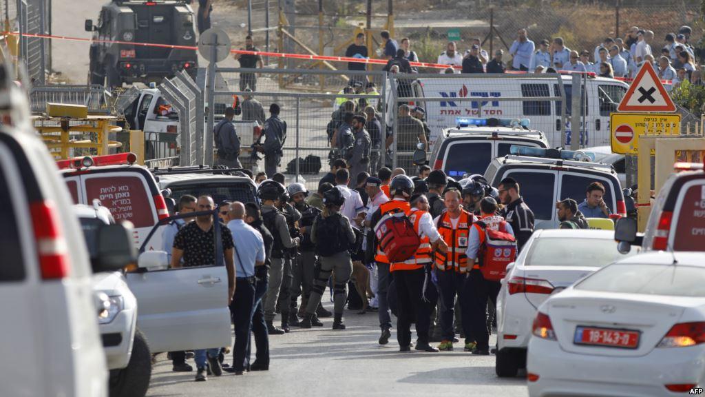 Shooting in Town Outside Jerusalem Kills 3 Israelis https://t.co/1YJRt...