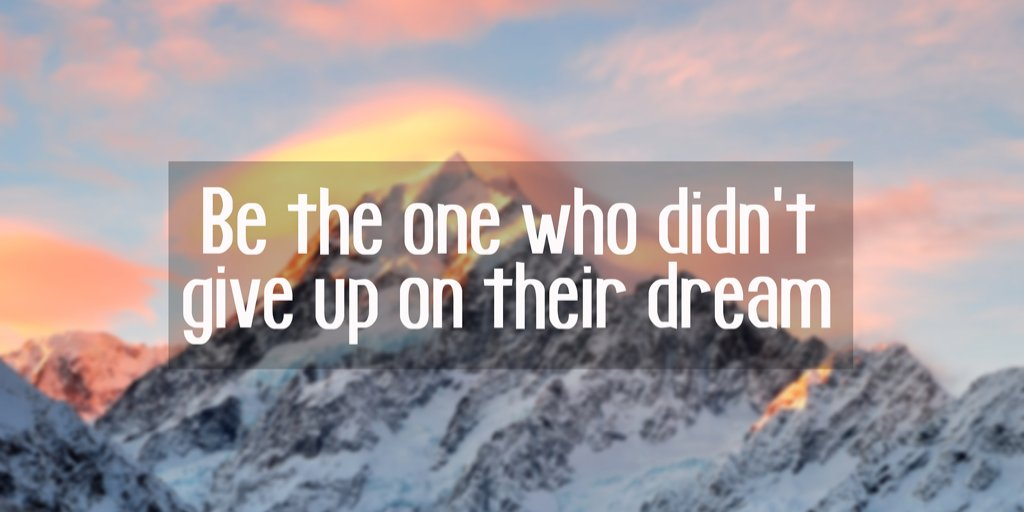 This song sums up most people&#39;s dreams. You can break out from the pack! #selfimprovement  http:// bit.ly/2fNXQT3  &nbsp;   @kaywalkerALC<br>http://pic.twitter.com/Zf63S3xlOA