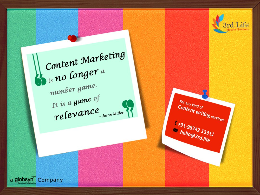 #quote #contentwriting. Visit our website for more @3rd.life<br>http://pic.twitter.com/DQU5wAA0VV