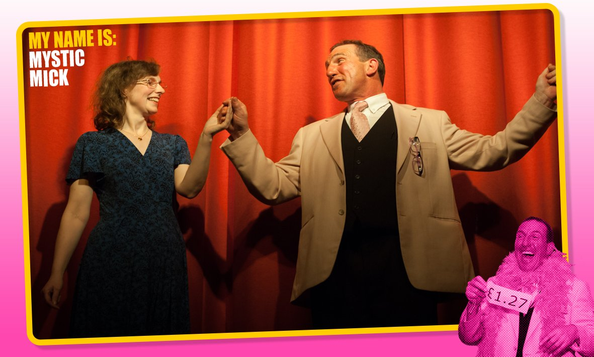 Be mystified by Mick at The Saxon King Pub on the last Wednesday of every month! #Southend #Psychic #Comedy #Cabaret<br>http://pic.twitter.com/w2711RbF3d