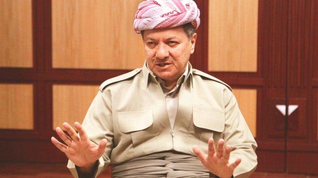 #KerküküKurtarın Barzani Kerkük'ü başken...