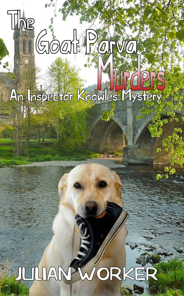 #Dog gives #woman pair of #shoes - but whose are they? Find out  http:// dld.bz/fdzXr  &nbsp;   #books #murder #mystery #detectives #england #pets<br>http://pic.twitter.com/jFrizEbX7h
