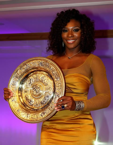 Happy Birthday Serena Williams https://t.co/U93MB2k0B0