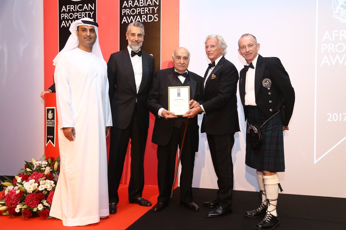 Abdali On Twitter Al Seraje Real Estate Wins Five Star Award At Africa Arabia Property Awards For Campbell Gray Living Amman Project