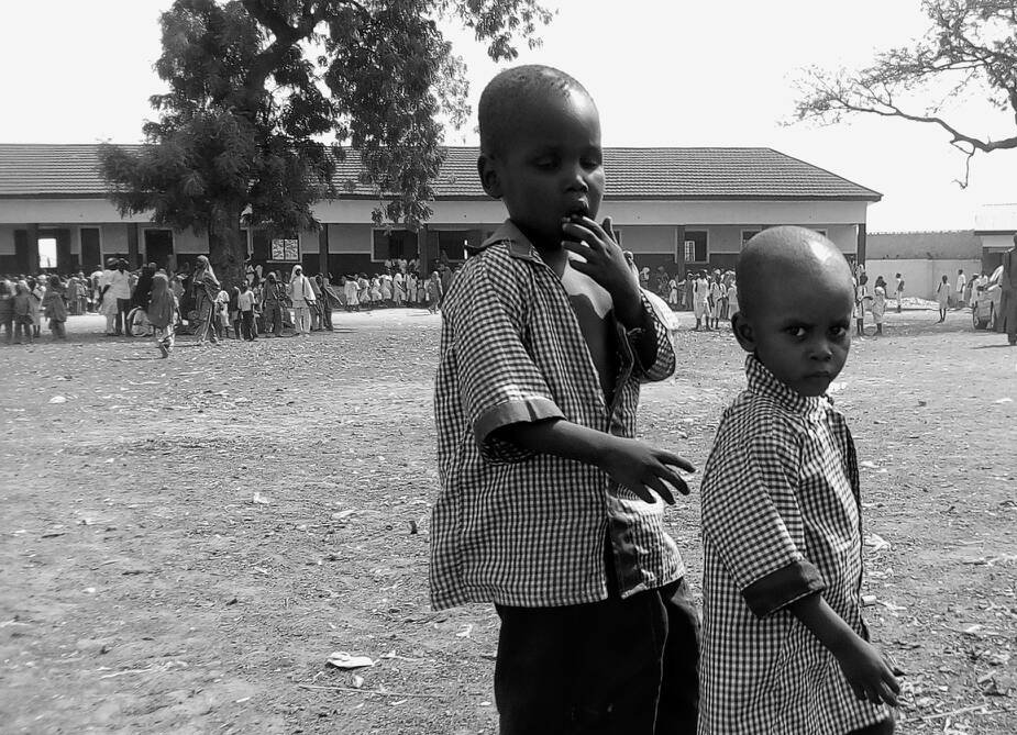 Our #Children deserve sound &amp; good education, it&#39;s their right not a privilege.Educate them 2benefit themselves &amp; the society #BornoChildren<br>http://pic.twitter.com/PSKiPxU4v7