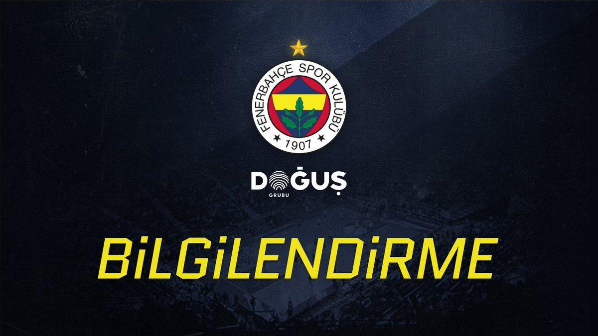 Fenerbahçe Doğuş Kombine Kart Satış ve D...